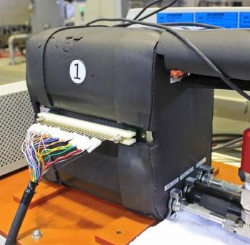 일본 해양기술안전연구소(NMRI)가 개발하고 있는 연료전지 스택. - NMRI 제공